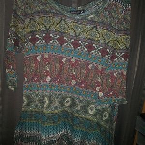 Living Doll Bohemian Top